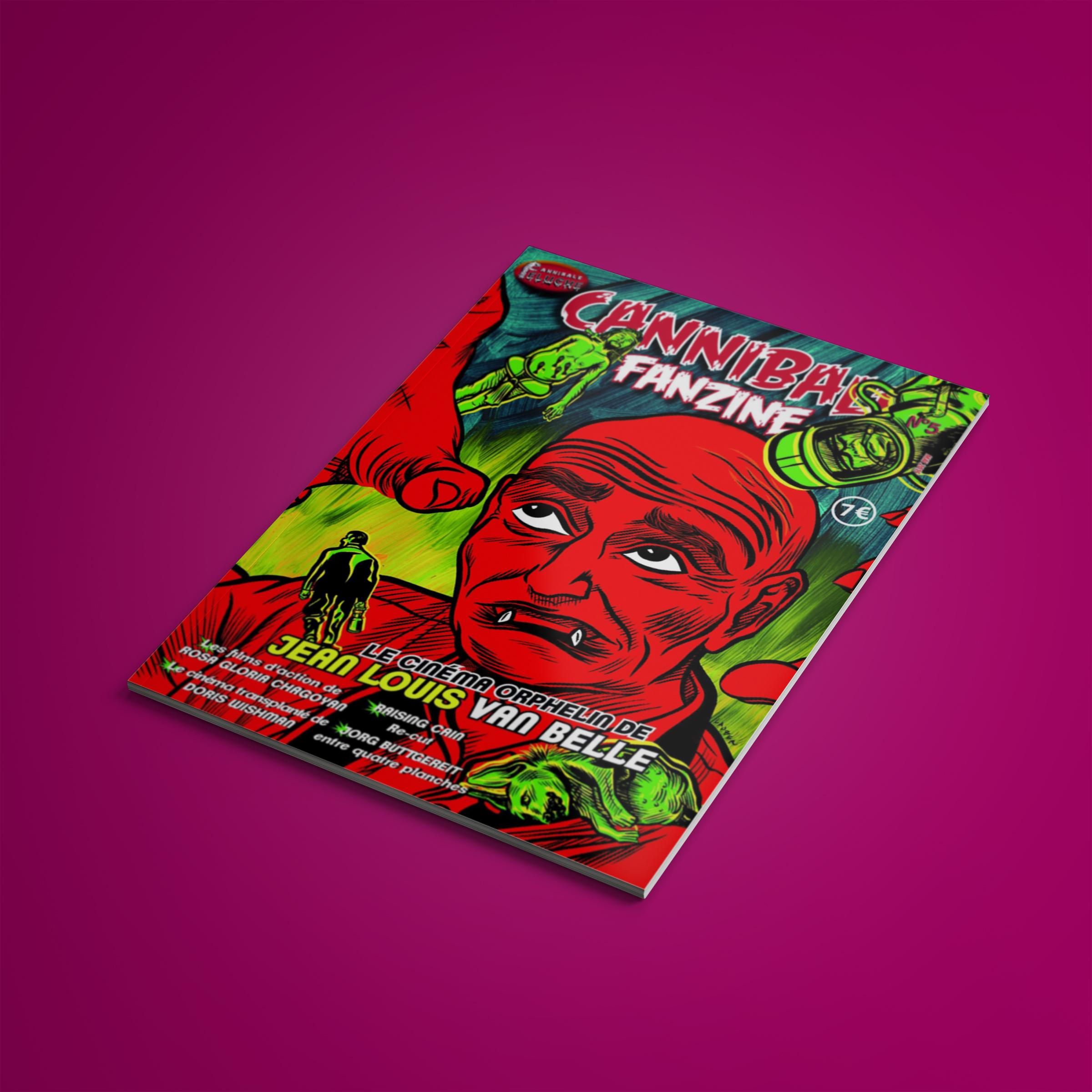mockup cannibale peluche # 5