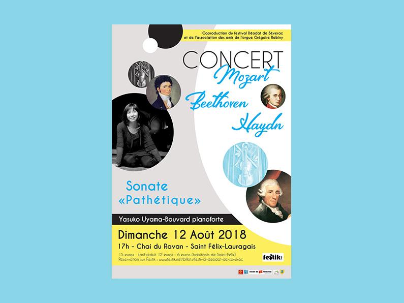 affiche concert association des amis de l'orgue grégoire rabiny