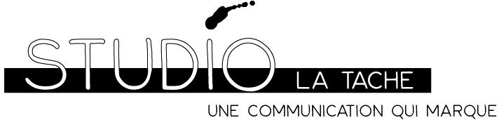 Grand Logo du Studio La Tache par le Studio La Tache