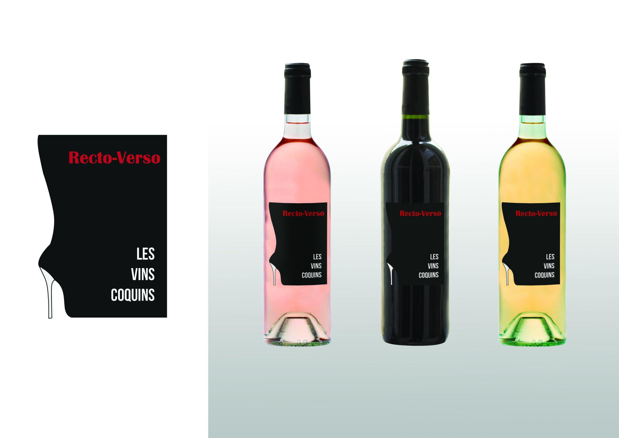 seconde étiquette les vins coquins